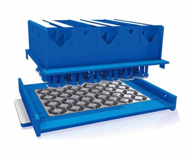 透水砖砖机模具
